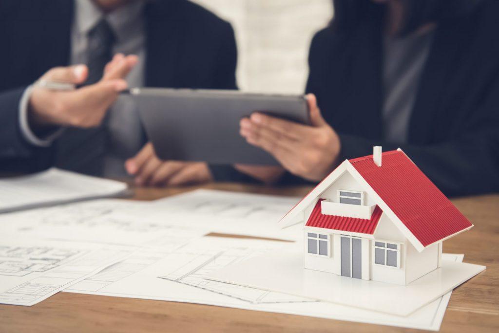 Immobilienberatung - Grundriss