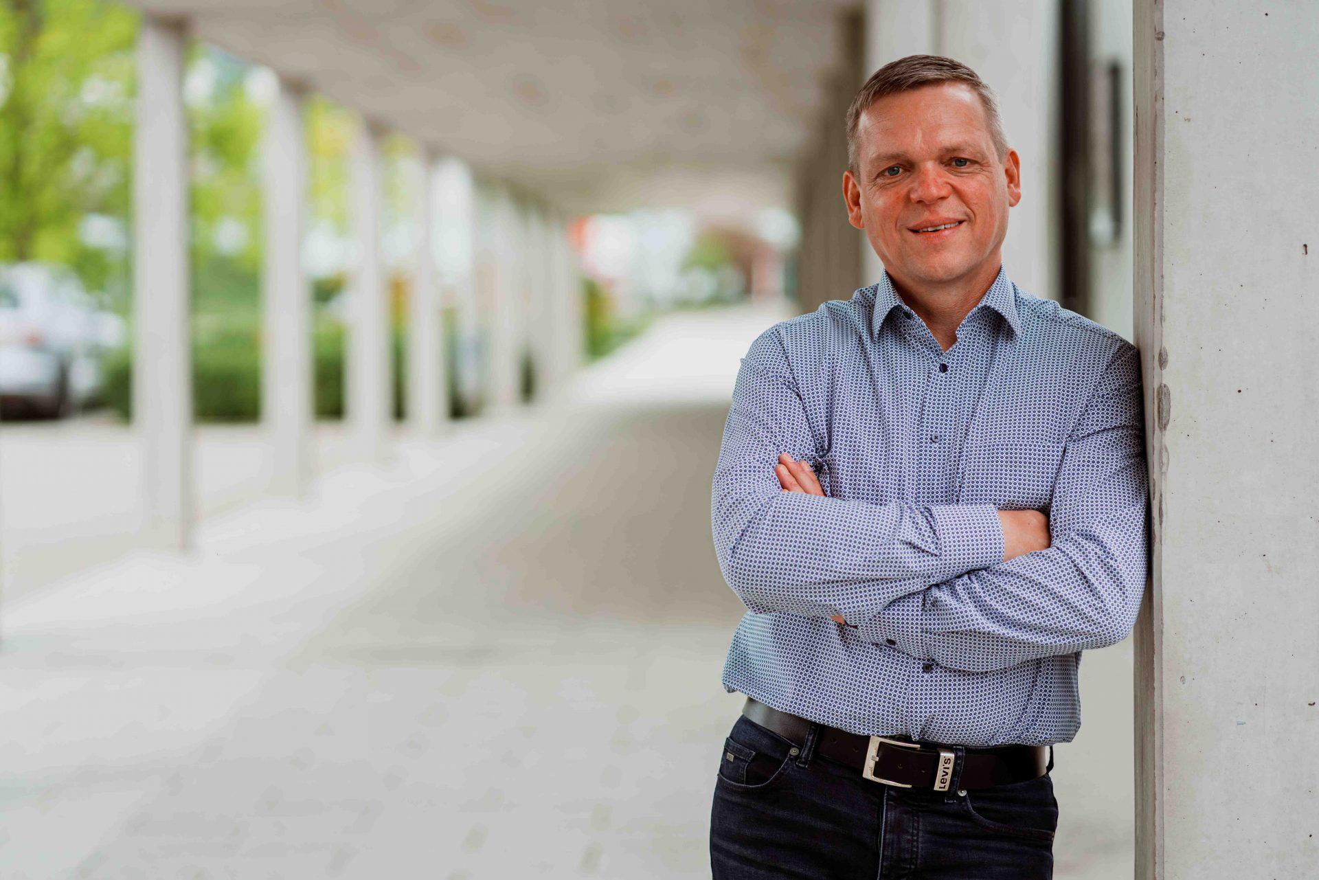 Michael Leopold - Geschäftsführer der MCC Immovation GmbH